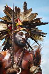 Goroka Show 20 (travelationship) Tags: travel travelationship travelphotography papuanewguinea png gorokashow goroka easternhighlandsprovince singsing tribe culturalshow