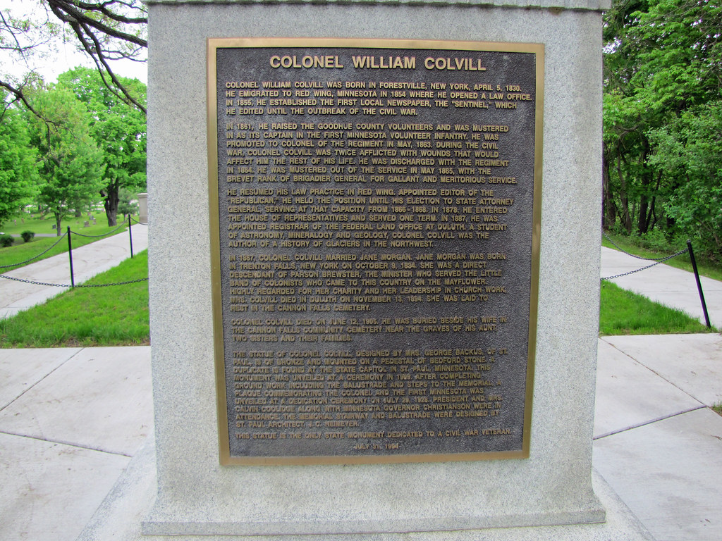 William Colvill State Monument (7)