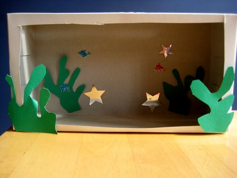 junk model aquarium