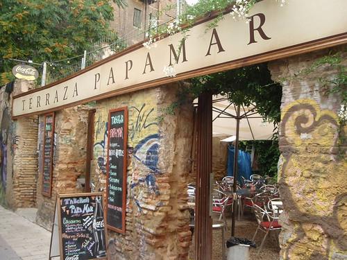 Zaragoza | Papa-Mar | Terraza