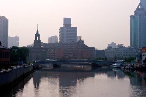 蘇州河 四川路橋