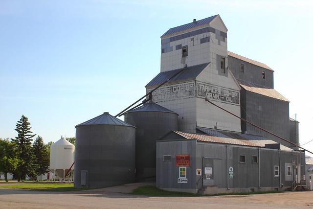 Farmer's elevator