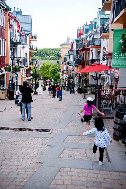 Mt Tremblant week-end June 19,2011 059