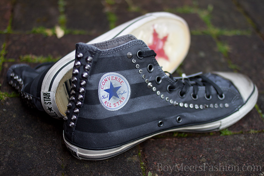 My Collection and Fashion: Converse Special Edition with