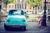 Fiat 500 (Jinna van Ringen) Tags: amsterdam fiat500 50mmf14 carlzeiss jorindevanringen jinnavanringen chanderjagernath jagernath jagernathhaarlem