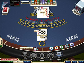 Blackjack Win