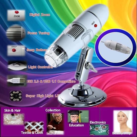 400x Microscope