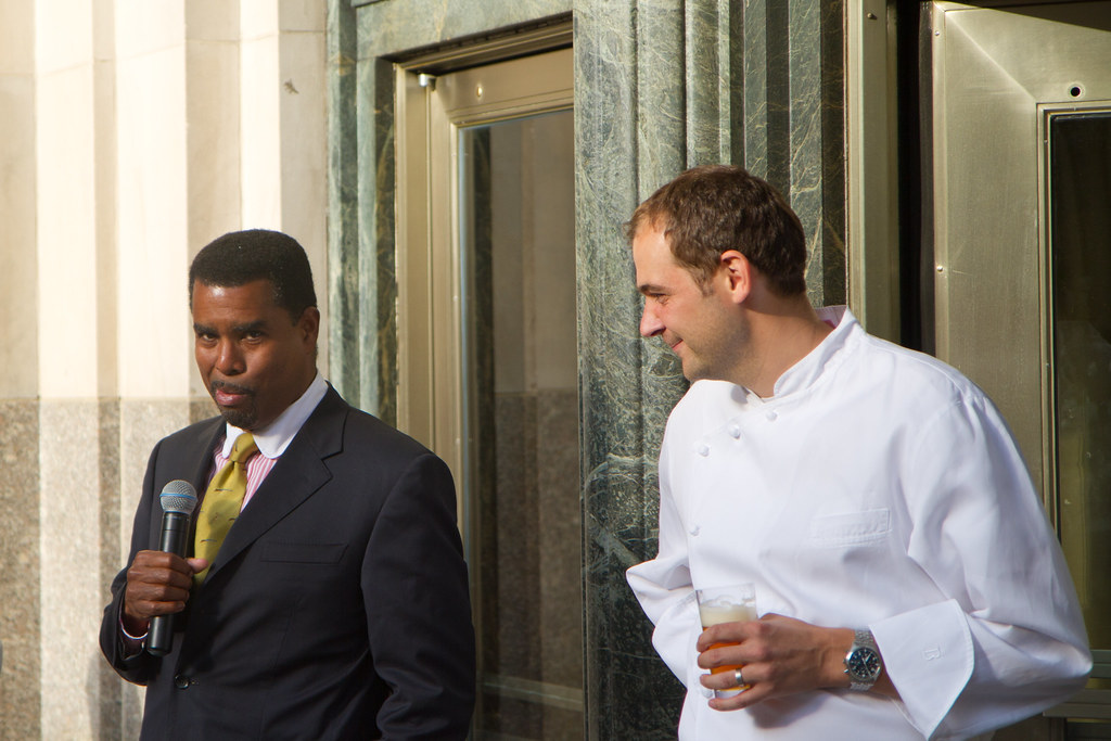 View Eleven Madison Park – (Brooklyn Brewery Beer Dinner) New York →