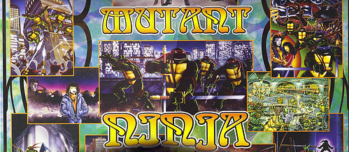 "KEVIN EASTMAN'S ""Teenage Mutant Ninja Turtles"" :: Limited Edition SDCC '10 Exclusive poster iv (( 2010 ))"