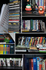 Hi my name is Billy (Graeme_Smith) Tags: life film ikea book blog dvd junk nikon storage shelf stuff rubbish billy 365 bookcase d90 sb700