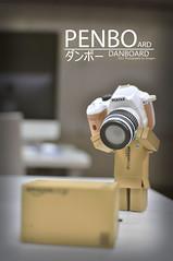 PENBOard - Danbo Monogatar (iDragon) Tags: japan design amazon jp figure kr yotsuba danbo pentex amazoncojp danboard