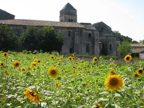 The Monastery of St Paul de Mausole - Van Gogh's asylum by makingamark2
