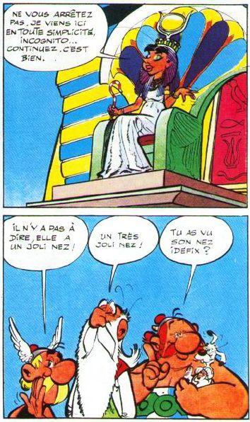 AsterixCleopatreNez
