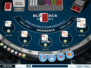 Blackjack Surrender Multiplayer game