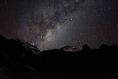 Estrellas - Cajón del Maipo, Chile (Fabro - Max) Tags: chile mountains andes cerros cordillera montañas cordilleradelosandes