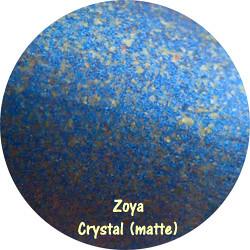crystal matte macro