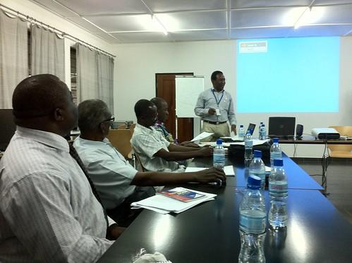 ETATMBA project meeting