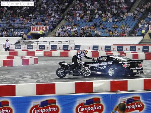 Exhibición Stadium Race