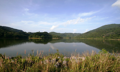 Bang Wad Reservoir, Phuket