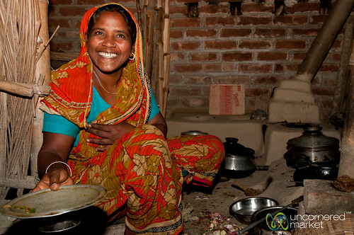 Bangladesh Village Kitchen