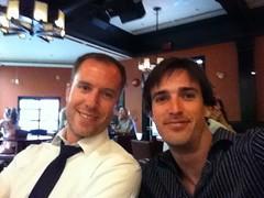 Me & JF Ratthe