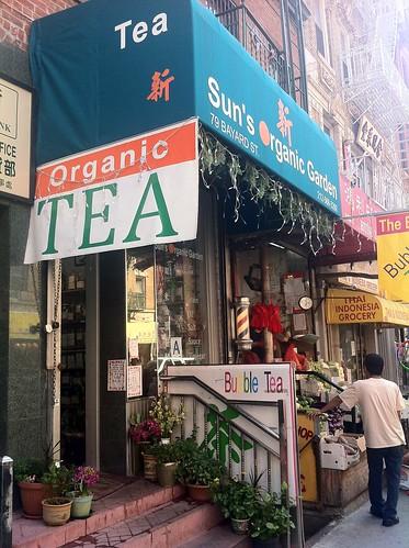 Sun's Organic Tea Shop