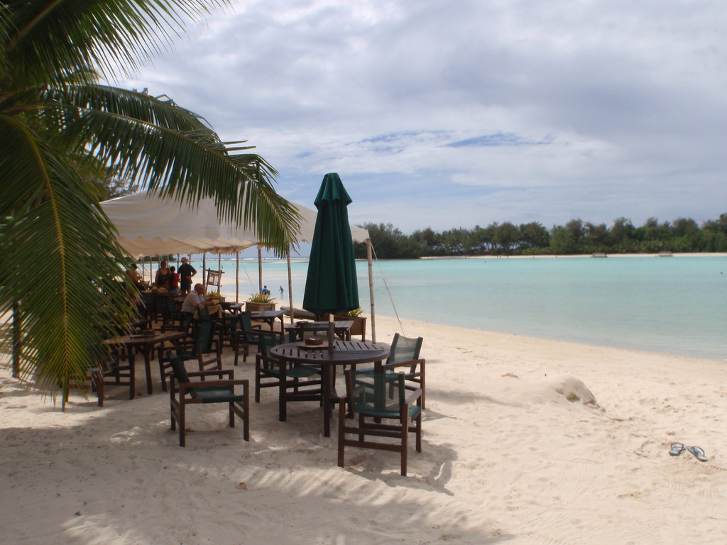 Pacific Resort, Muri Lagoon Cook Islands