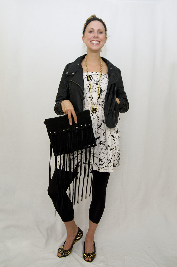 vintage fashion outfit styled with topshop