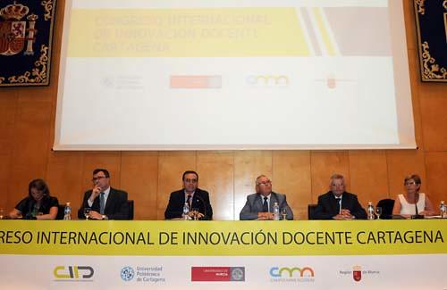 Congreso Internacional de Innovación Docente 4