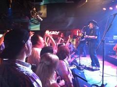 Kevn & crowd