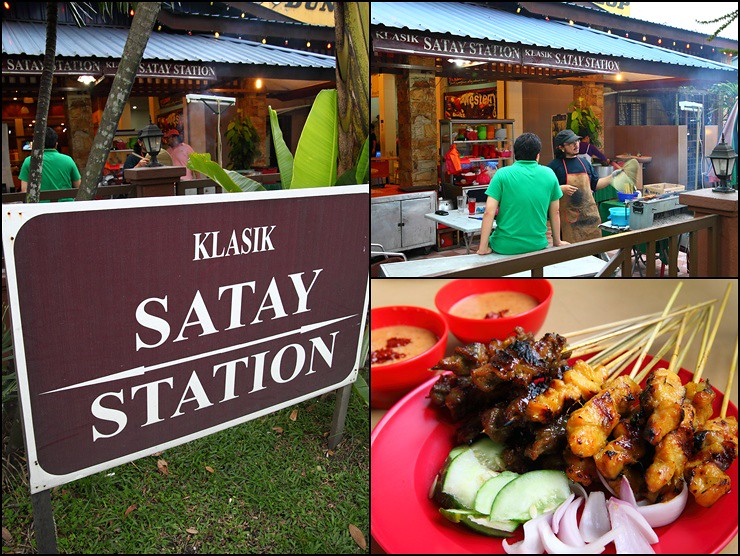 Klasik Satay Station