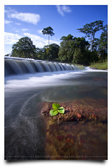 Pagi di Alor Lempah (AnNamir™ c[_]) Tags: sunrise canon malaysia 7d slowshutter 1020mm gettyimages sungai wow1 wow2 wow3 nd400 kualakubu huluselangor sungaiselangor ampangpecah annamir alorlempah