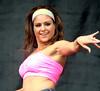 20120325_3713 Elegua Latin Spectacular performance (williewonker) Tags: pink girl spectacular australia dancer victoria latin werribee wyndham elegua multiculturalfiesta werribeepark