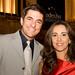 Mestre de Cerimônias Rodrigo Veronese e Lucila Pinto