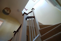 "Selby Loft Conversion Handrail • <a style=""font-size:0.8em;"" href=""https://www.flickr.com/photos/77639611@N03/7043155629/"" target=""_blank"">View on Flickr</a>"