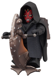 STAR WARS KUBRICK DARTH MAUL with SITH SPEEDER REISSUE Ver.