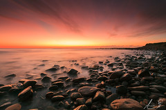 Long Reef First Light (sachman75) Tags: longexposure seascape beach water clouds sunrise landscape rocks waves sydney australia nsw newsouthwales firstlight longreef northernbeaches canon1740mmf4 leefilters singhrayfilters canon5dmarkii ndgrad2stops reversendgrad3stops