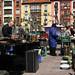 Mercado semanal Ribadesella: antigüedades