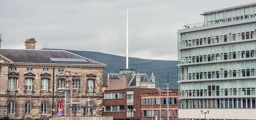 Belfast: The Spire Of Hope