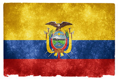 Ecuador Grunge Flag (Free Grunge Textures - www.freestock.ca) Tags: old blue red texture yellow america vintage emblem paper ecuador image antique background stripes flag south grunge country stock nation picture retro national american latin page sheet aged condor striped resource textured grungy ecuadorian ecuadorean