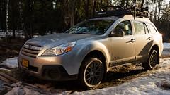 Car (musubk) Tags: car subaru outback