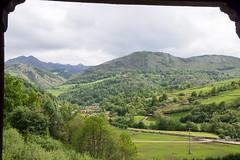 5207053_m_F (Emiko and Daniel) Tags: mountain green window landscape hotel spring spain terrace asturias olympus omd cangasdeonis 2013 em5 lacasonadecon lumix20mmf17