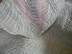 (Danny W. Mansmith) Tags: art colors thread workinprogress stitching dannymansmith burienwashington drawingwiththesewingmachine