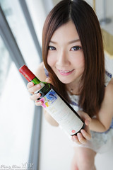 IMGL8246 (WCP(White Coat Photographer)) Tags: portrait girl canon model wine michelle  mouton    5d3  playhotel
