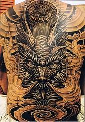 Best Asian Dragon Tattoo On Back #67 (tattoos_addict) Tags: tattoo asian back dragon best 67 dragontattoo dragontattoos