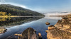 Llynau Mymbyr Capel Curig (HDR) (Glen Pardoe Photography) Tags: llynaumymbyr snowdon snowdonia wales northwales leefilters lee09nd capelcurig sunrise snowdonhorseshoe bwcircularpolarizer