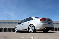 8 (- AJ Photography- / Evolution Cars) Tags: low static a4 audi b7 stance oem oemplus kwsuspension