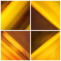 collage (kokorage) Tags: red orange blur collage speed square experimental grain blurred minimal geschwindigkeit pixlr kokorage