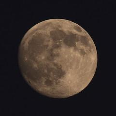 IMG_6623 (Cilmeri) Tags: moon wales luna nightsky snowdonia lunar gwynedd eryri trawsfynydd