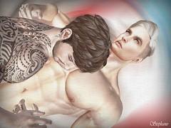 Love (stephanodelpiero) Tags: love gay second life sl us romance